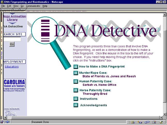 dna fingerprinting activity lab answers. Black Bedroom Furniture Sets. Home Design Ideas